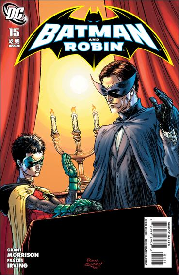 Batman and Robin (2009) 15-A by DC