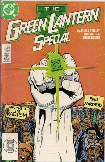 Green Lantern Special 1-A by DC