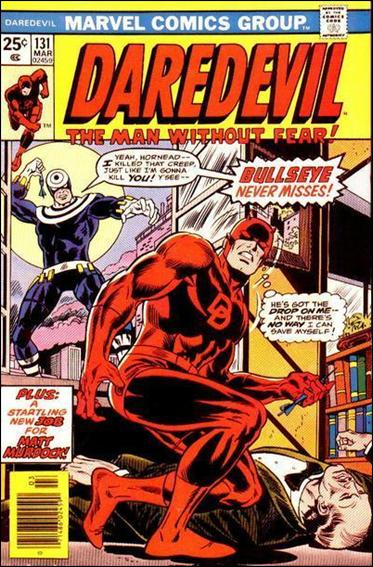 Daredevil (1964) 131-A by Marvel