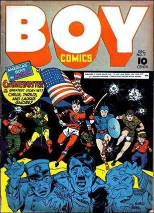 Boy Comics 7-A