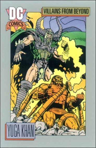 DC Cosmic Cards (Base Set) 141-A by Impel