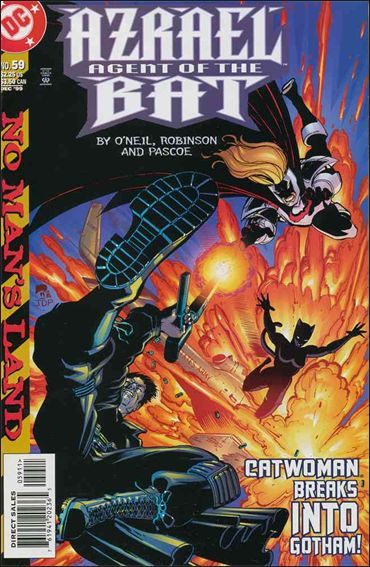Azrael (1995) 59-A by DC