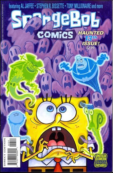 SpongeBob Comics 13-A by United Plankton Pictures