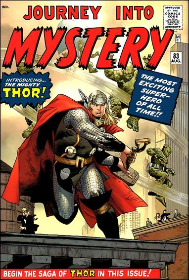 Mighty Thor Omnibus  1-A by Marvel