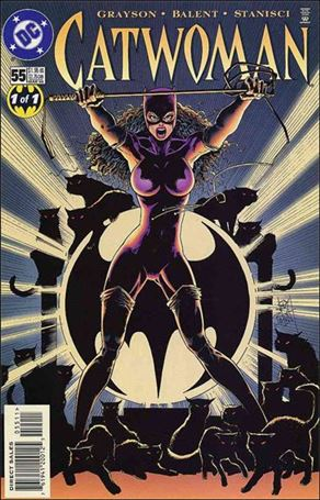 Catwoman (1993) 55-A