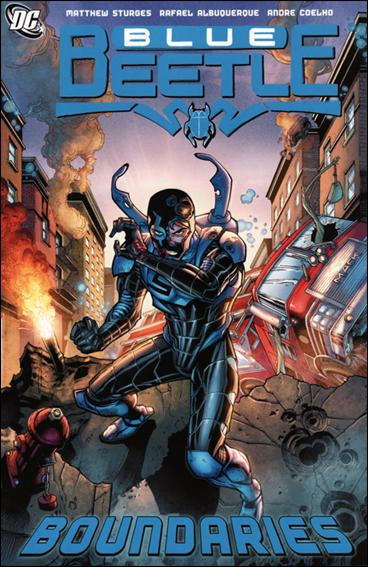 Blue Beetle: Boundaries nn-A by DC