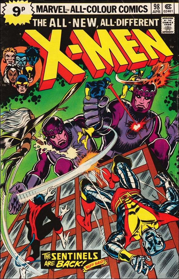X-Men (1963) 98-C by Marvel