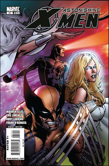 Astonishing X-Men (2004) 31-A by Marvel