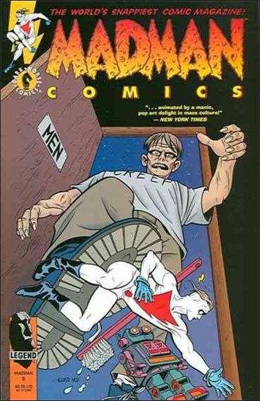 Madman Comics 9-A by Dark Horse