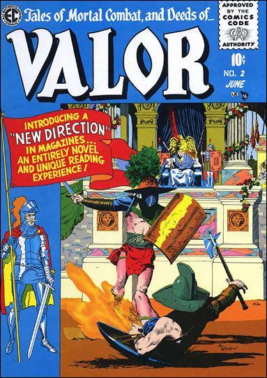 Valor (1955) 2-A by E.C.