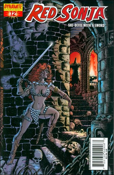 Red Sonja (2005) 12-B by Dynamite Entertainment