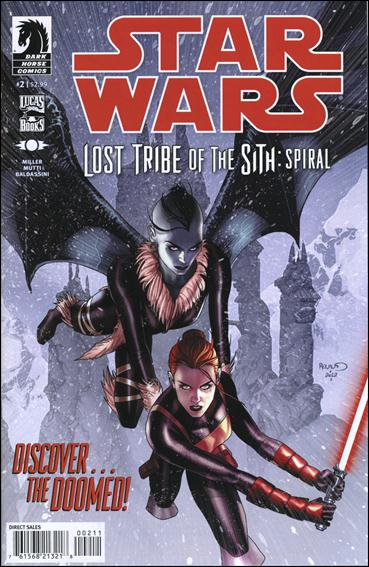 Star Wars: Lost Tribe of the Sith - Spiral 2-A by Dark Horse