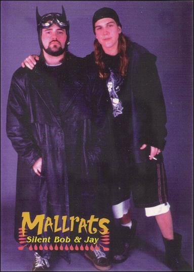 Mallrats (Base Set) 46-A by Bacon & Eggs