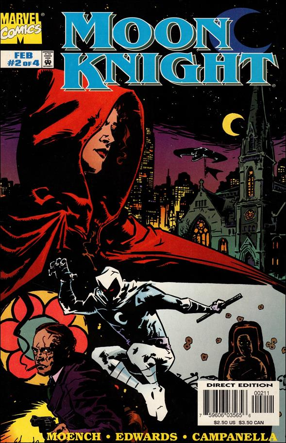 Moon Knight (1998) 2-A by Marvel