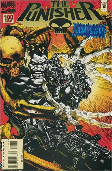 Punisher (1987) 100-B by Marvel