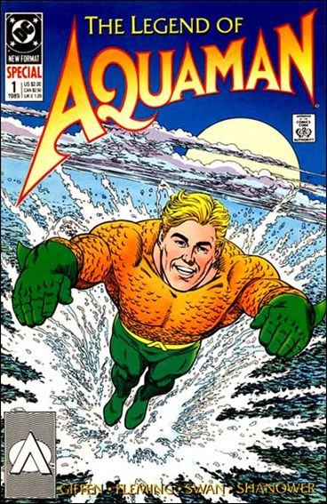 Aquaman Special (1989) 1-A by DC