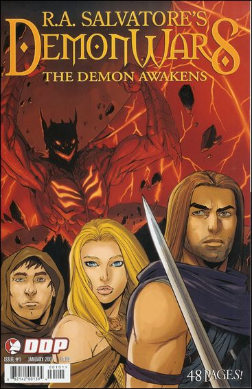 DemonWars 1-A by Devil's Due