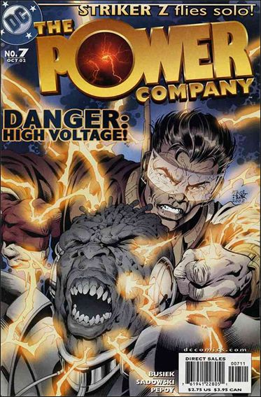 Power Company 7-A by DC