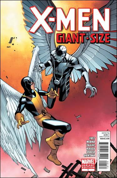X-Men Giant-Size 1-B by Marvel