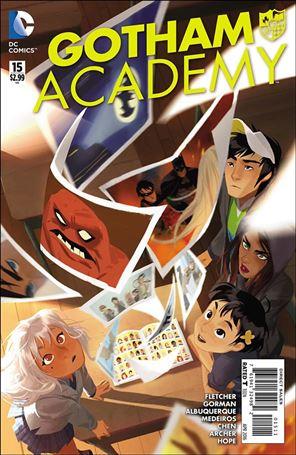 Gotham Academy 15-A