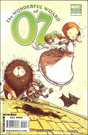 Wonderful Wizard of Oz 1-E by Marvel
