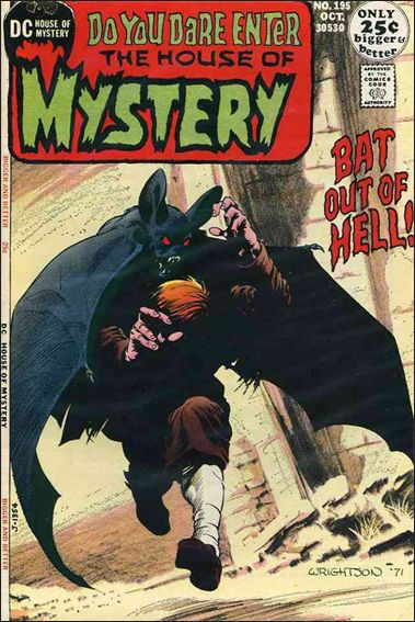 House of Mystery (1951) 195-A by DC