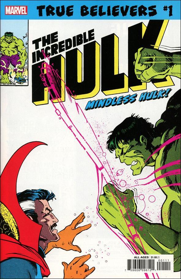 Incredible Hulk (1968) 299-B by Marvel