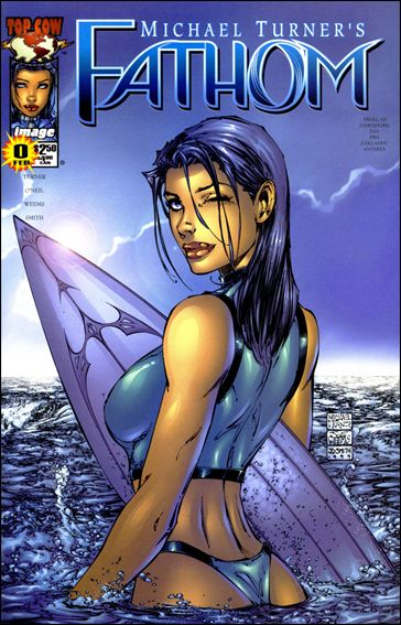 Fathom (1998) 0-C by Top Cow