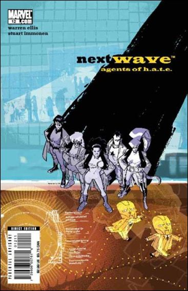 Nextwave: Agents of H.A.T.E. 12-A by Marvel