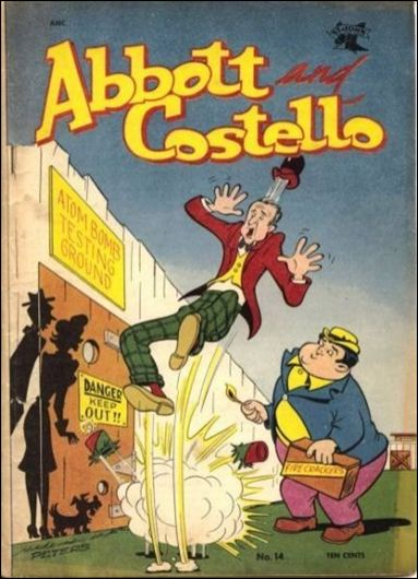 Abbott and Costello (1948) 14-A by St. John