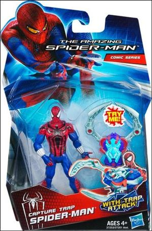 Amazing Spider-Man (2012) Capture Trap Spider-Man (Comic Series)