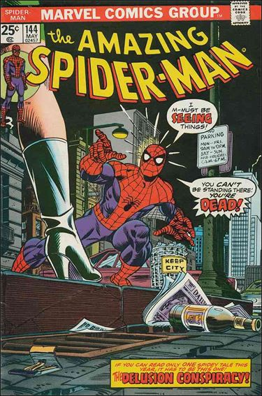 Amazing Spider-Man (1963) 144-A by Marvel
