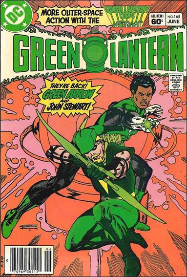 Green Lantern (1960) 165-A by DC