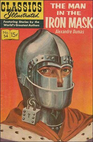 Classic Comics/Classics Illustrated 54-I