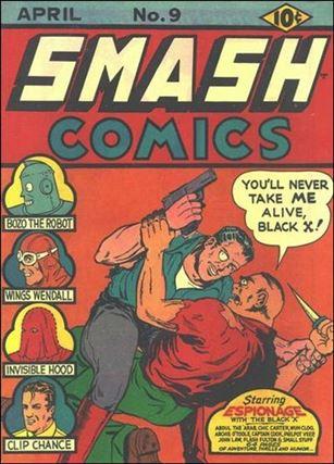 Smash Comics (1939) 9-A