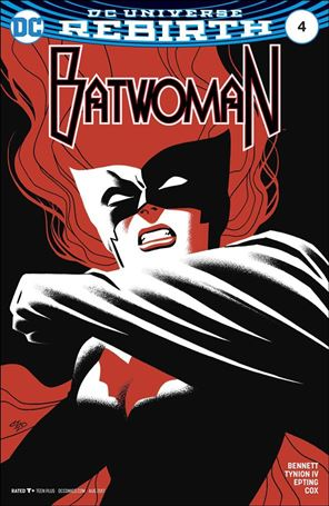 Batwoman (2017) 4-B