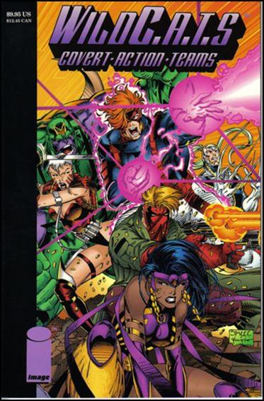 WildC.A.T.s: Compendium 1-A by Image