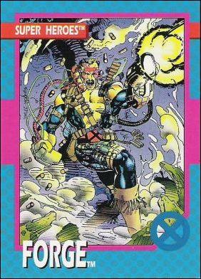 X-Men: Series 1 (Base Set) 33-A by Impel