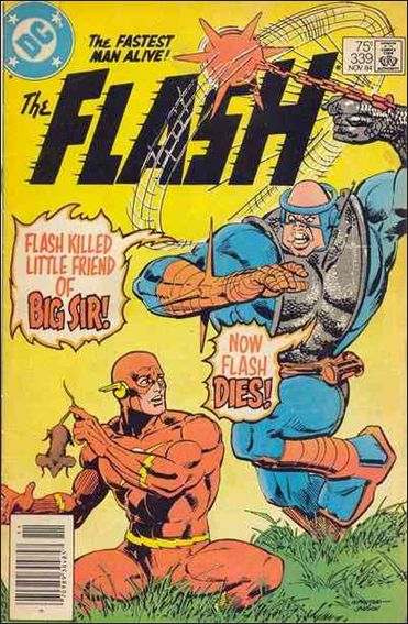 Flash (1959) 339-A by DC