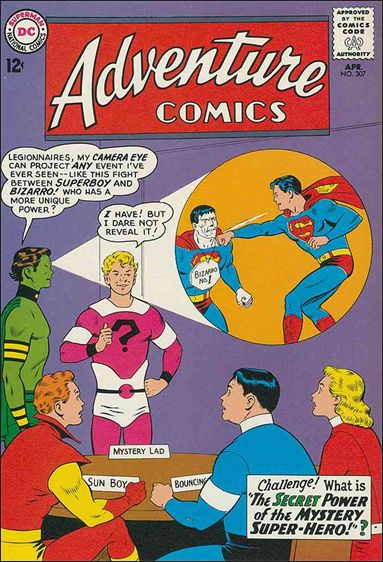 Adventure Comics (1938) 307-A by DC