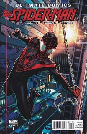 Ultimate Comics Spider-Man 1-D