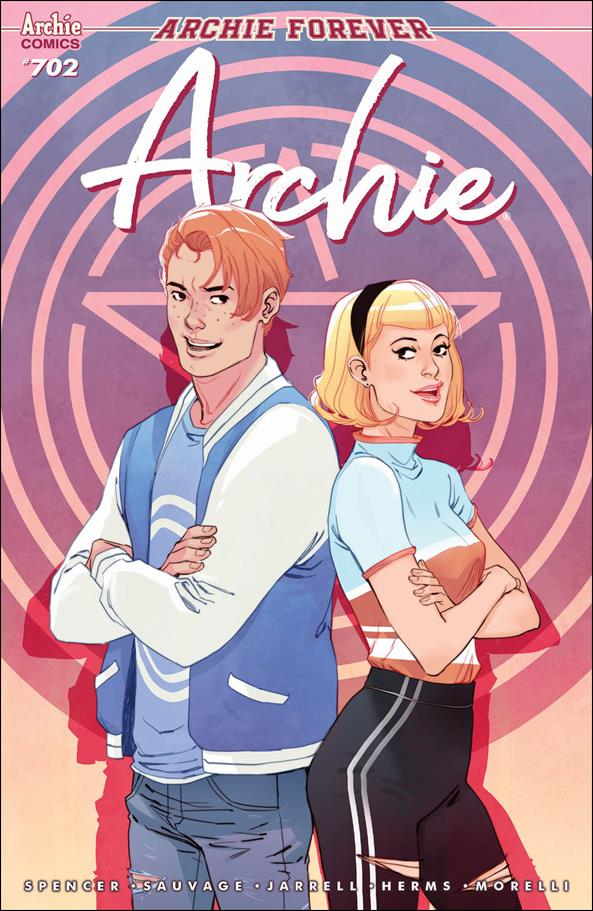 Archie (1942) 702-A by Archie