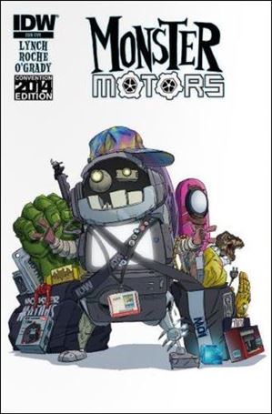Monster Motors nn-B