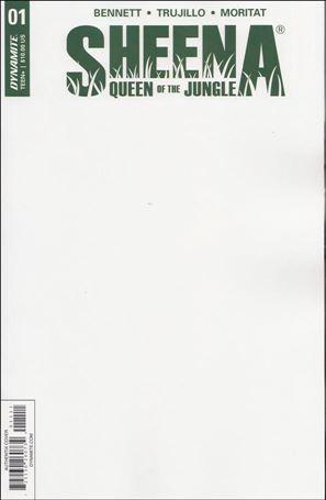 Sheena Queen of the Jungle (2017) 1-K