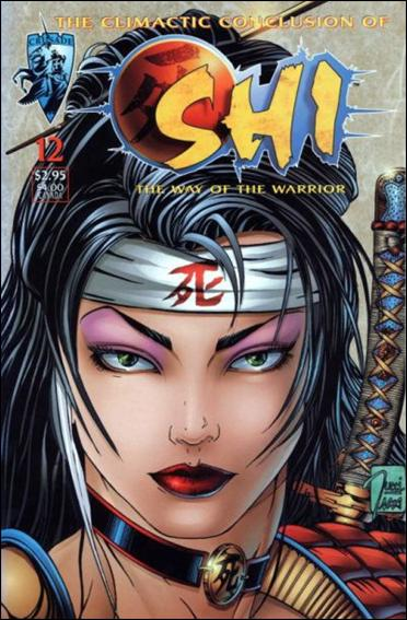 Shi: The Way of the Warrior 12-A by Crusade