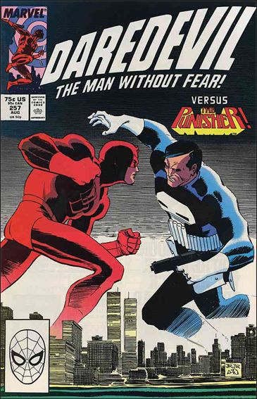 Daredevil (1964) 257-A by Marvel