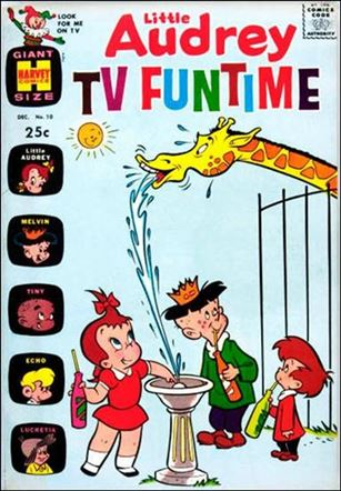 Little Audrey TV Funtime 10-A