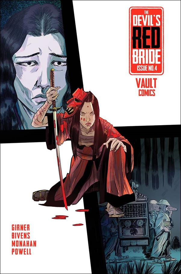 Devil's Red Bride 4-A by Vault Comics