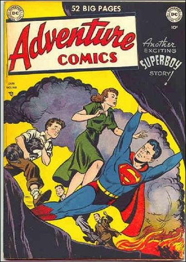 Adventure Comics (1938) 148-A by DC