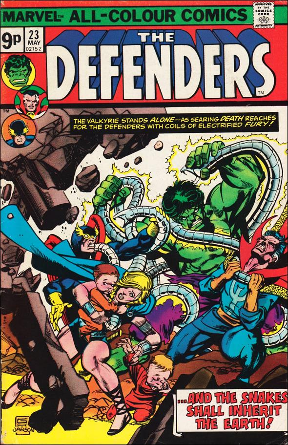Defenders (1972) 23-B by Marvel
